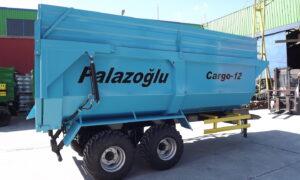 Cargo seeria kallurhaagised